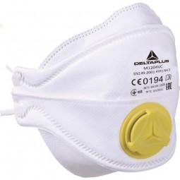 Delta Plus Atemschutzmaske M1204VC FFP2 NR D Box mit 10 Stück