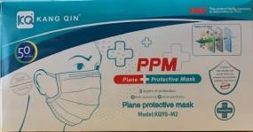 Mund-Nasenschutzmasken Packung mit 50 Stk.