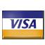 Bezahlen Sie mit Visa Card